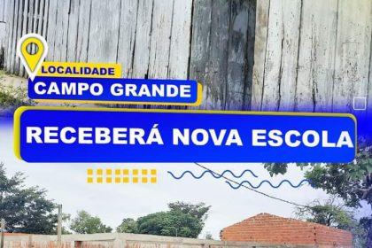 NOVA ESCOLA MUNICIPAL PAULO VI 🏫📚
